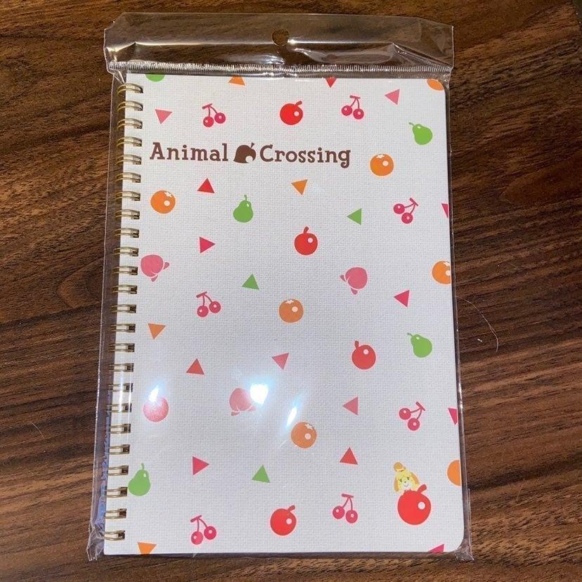 Nintendo Animal Crossing Notebook