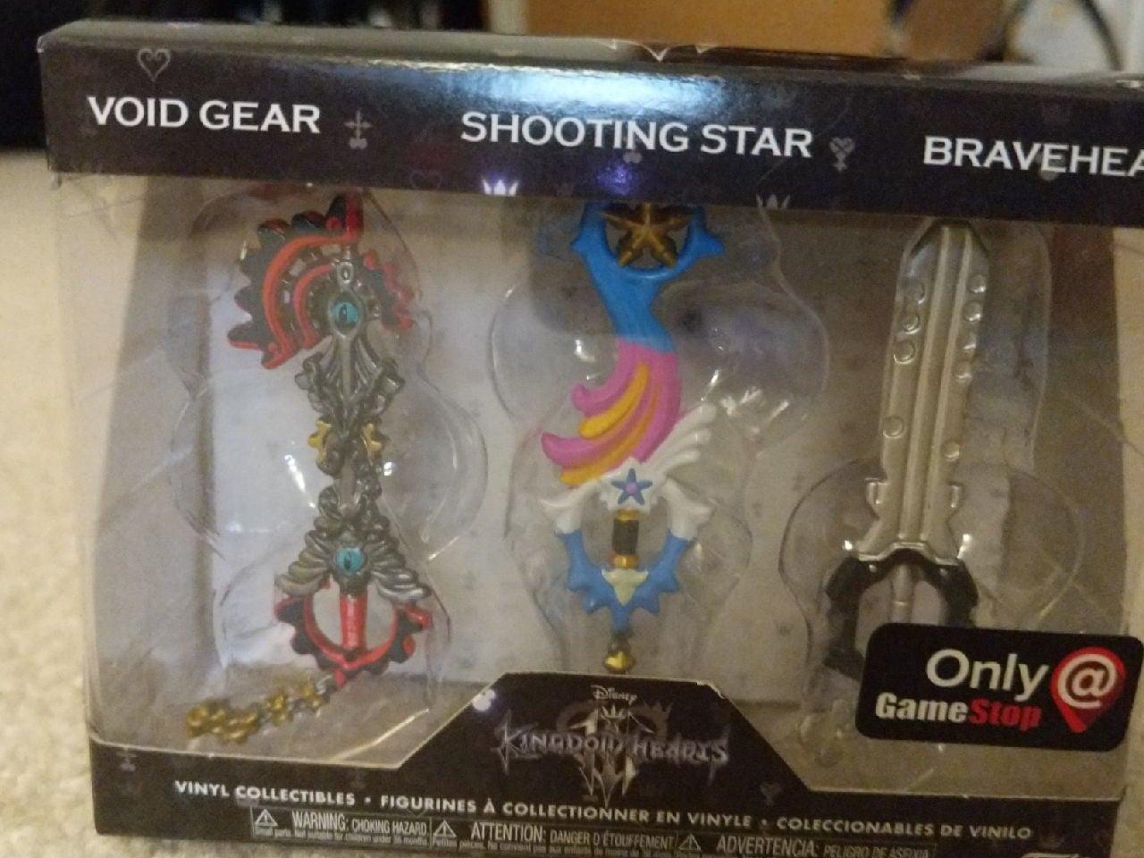 Funko Mini Keyblades