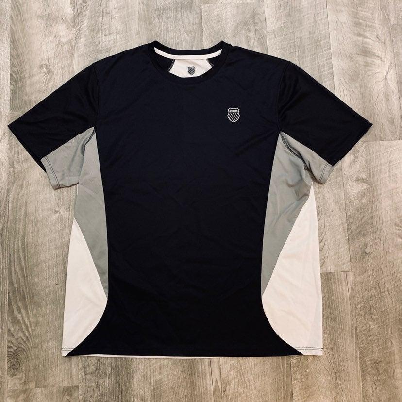Men's K-Swiss Athletic T-shirt Size L