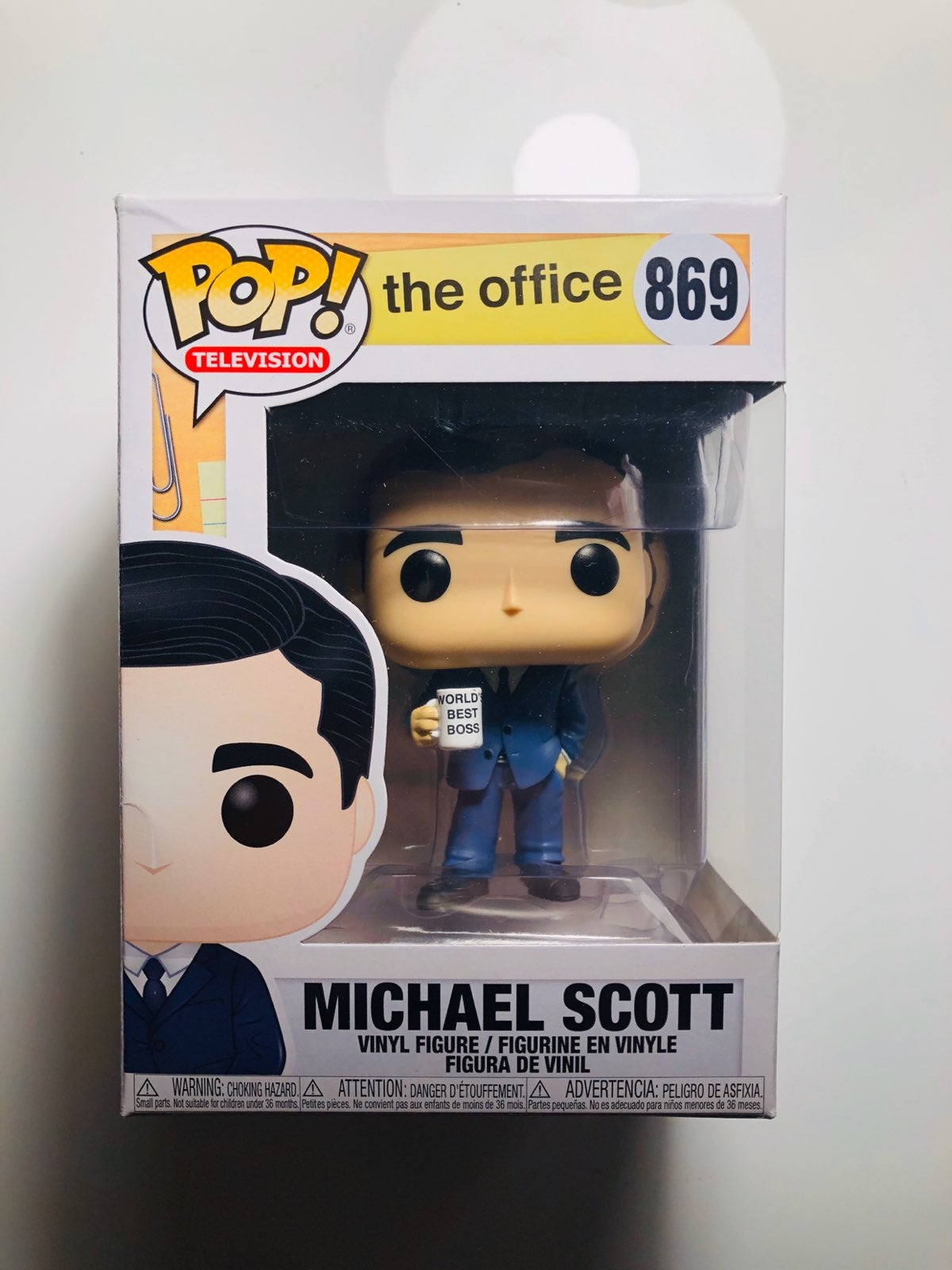 FunkoPop - The Office Michael Scott #869