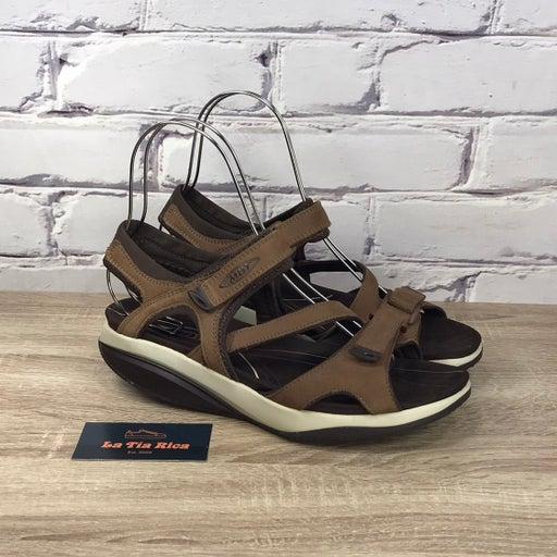 MBT Katika Brown Sport Rocker Sandals