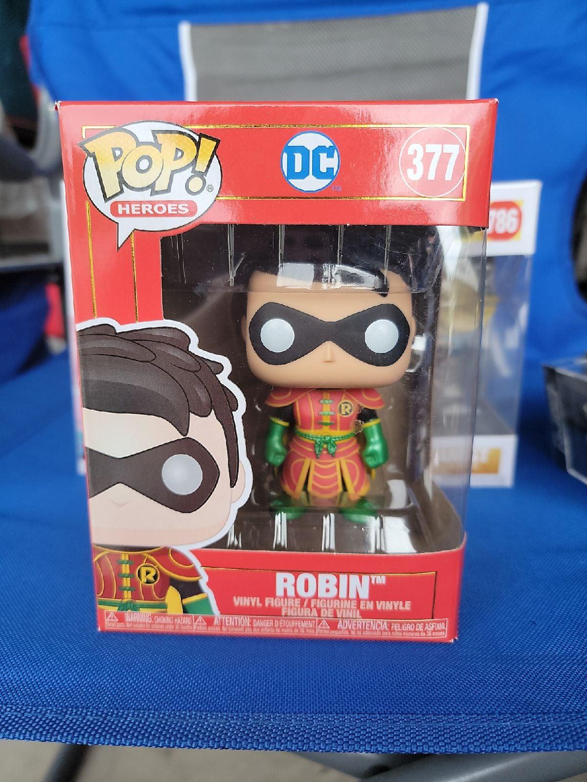 Funko Pop Robin