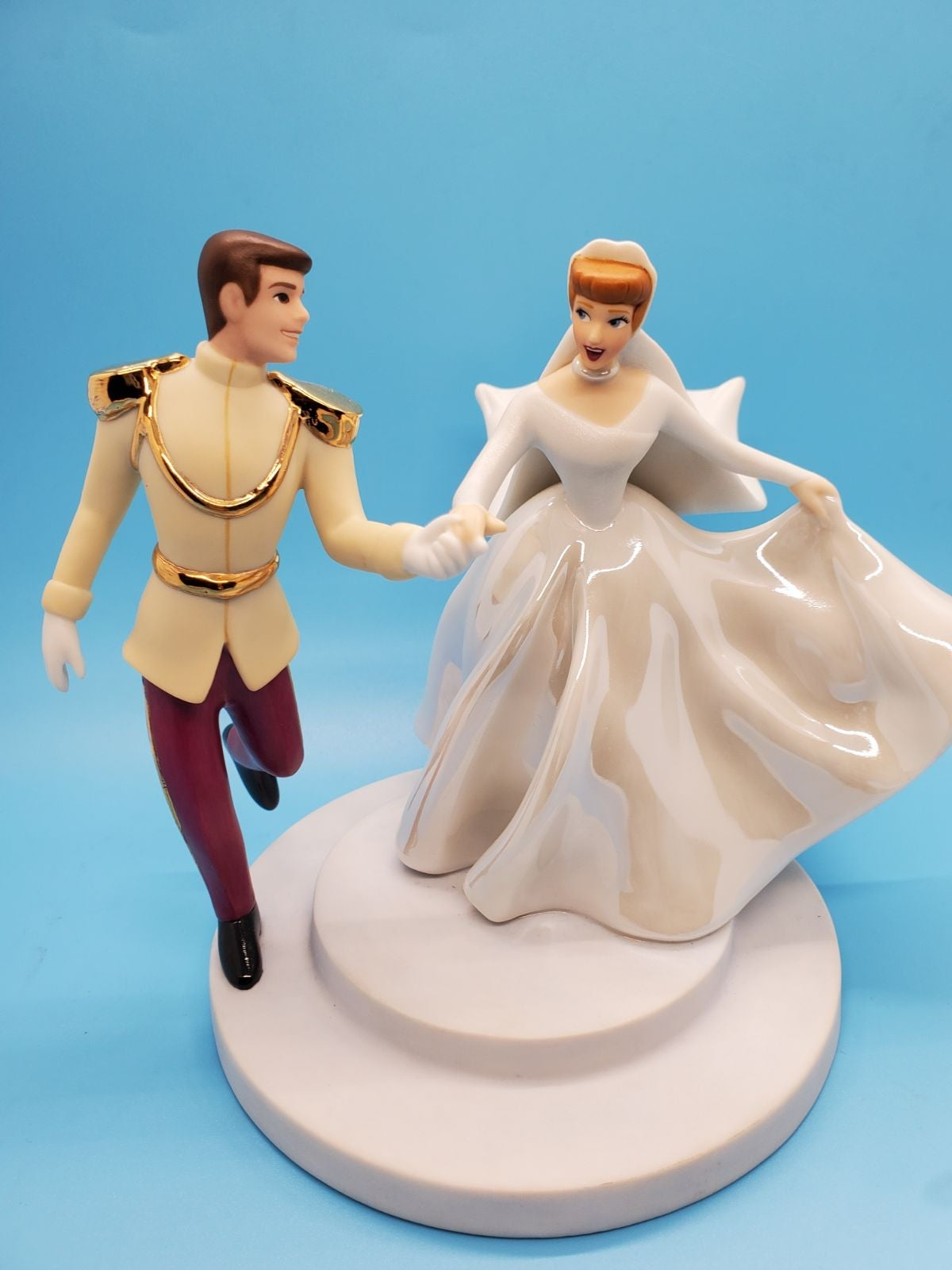 Disney's Prince CHARMING & CINDERELLA Fa