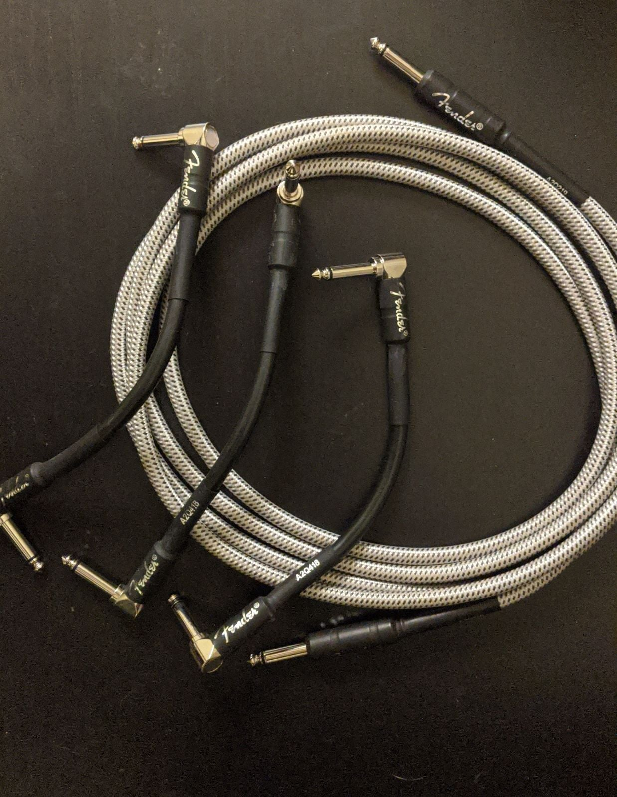 Fender Instrument & Patch Cables