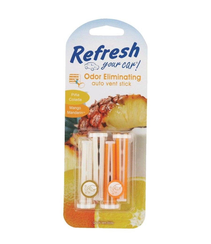 Refresh pina colada & mango vent clips