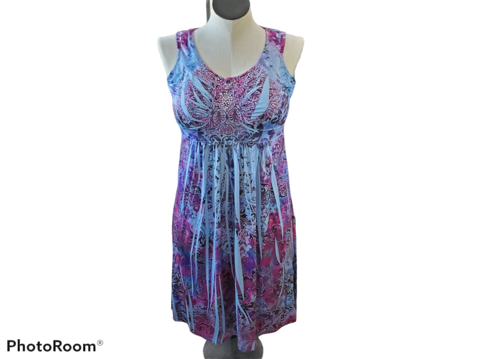 One World Summer Dress