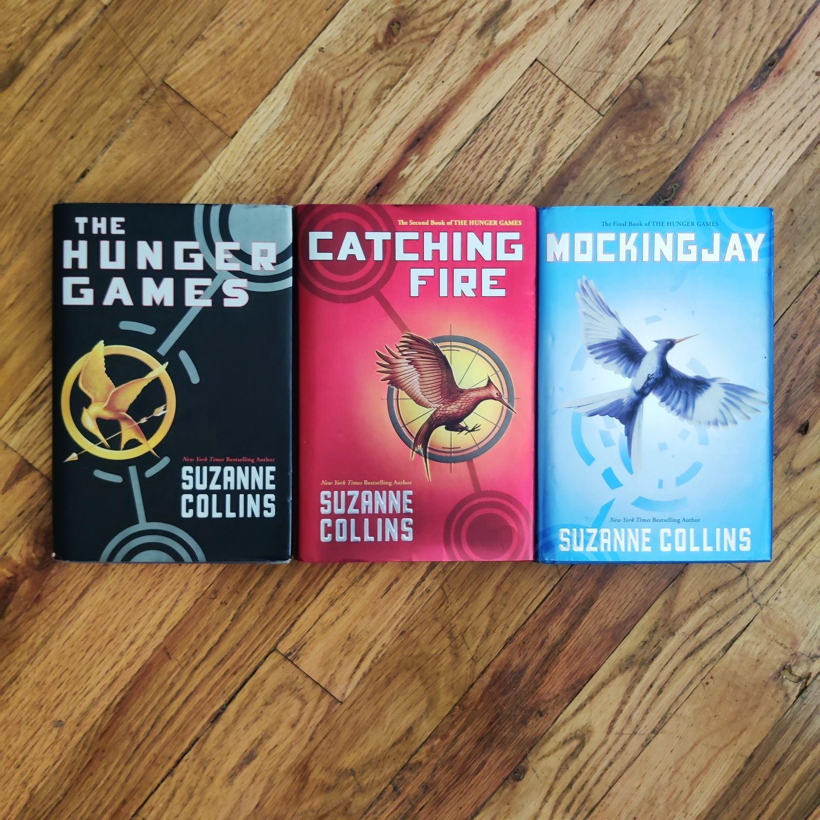 Hunger Games Trilogy Hardback