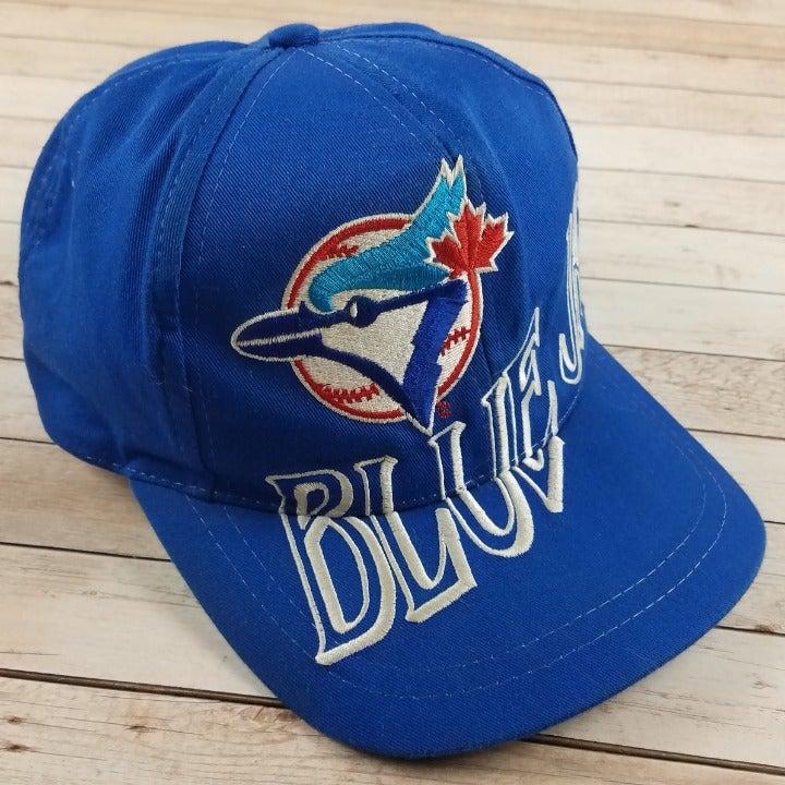 VTG 90s Toronto Blue Jays Big Logo Hat