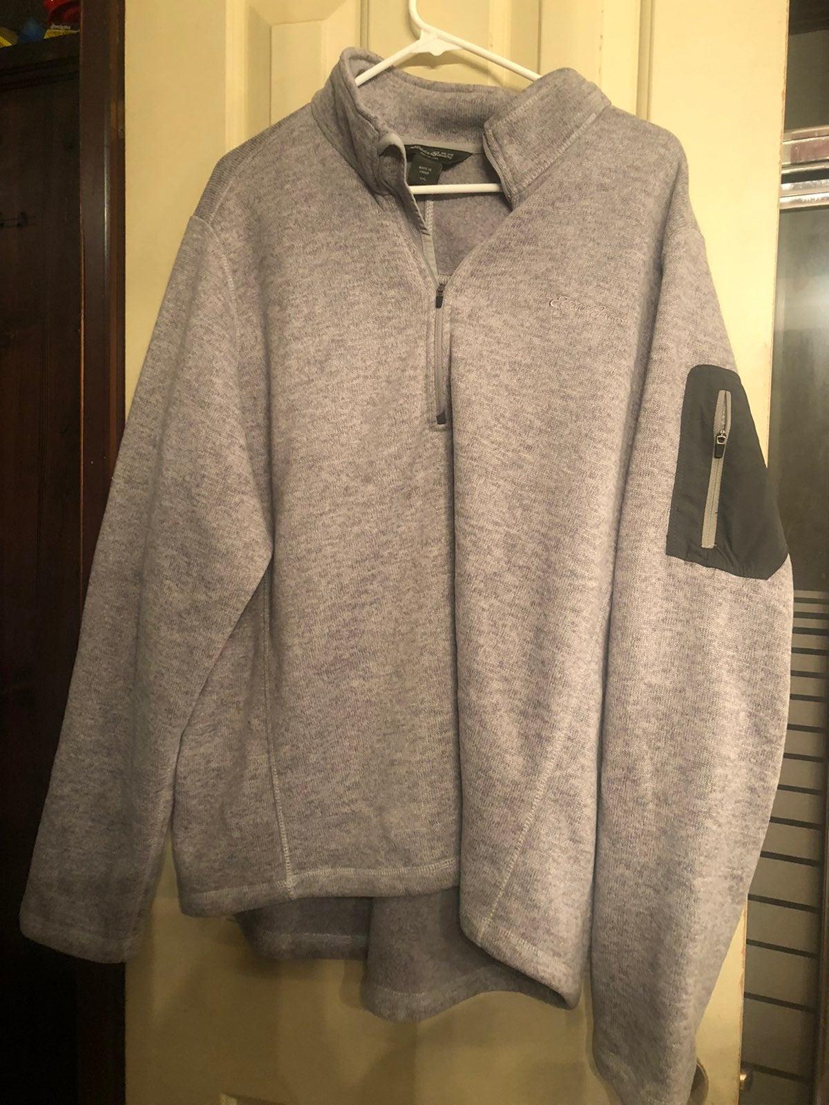 2xl eddie baurer heavy sweater