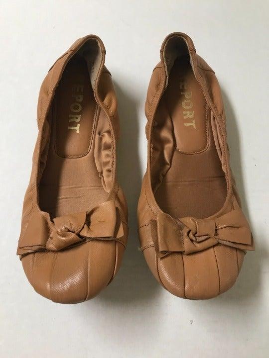 """Report Women Ballet Flats """"TAN"""" Size 11"""