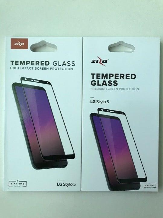 Lg Stylo 5 Tempered Glass 2-Packs