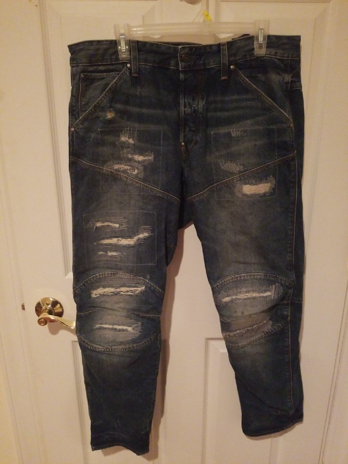 Men G-Star jeans,