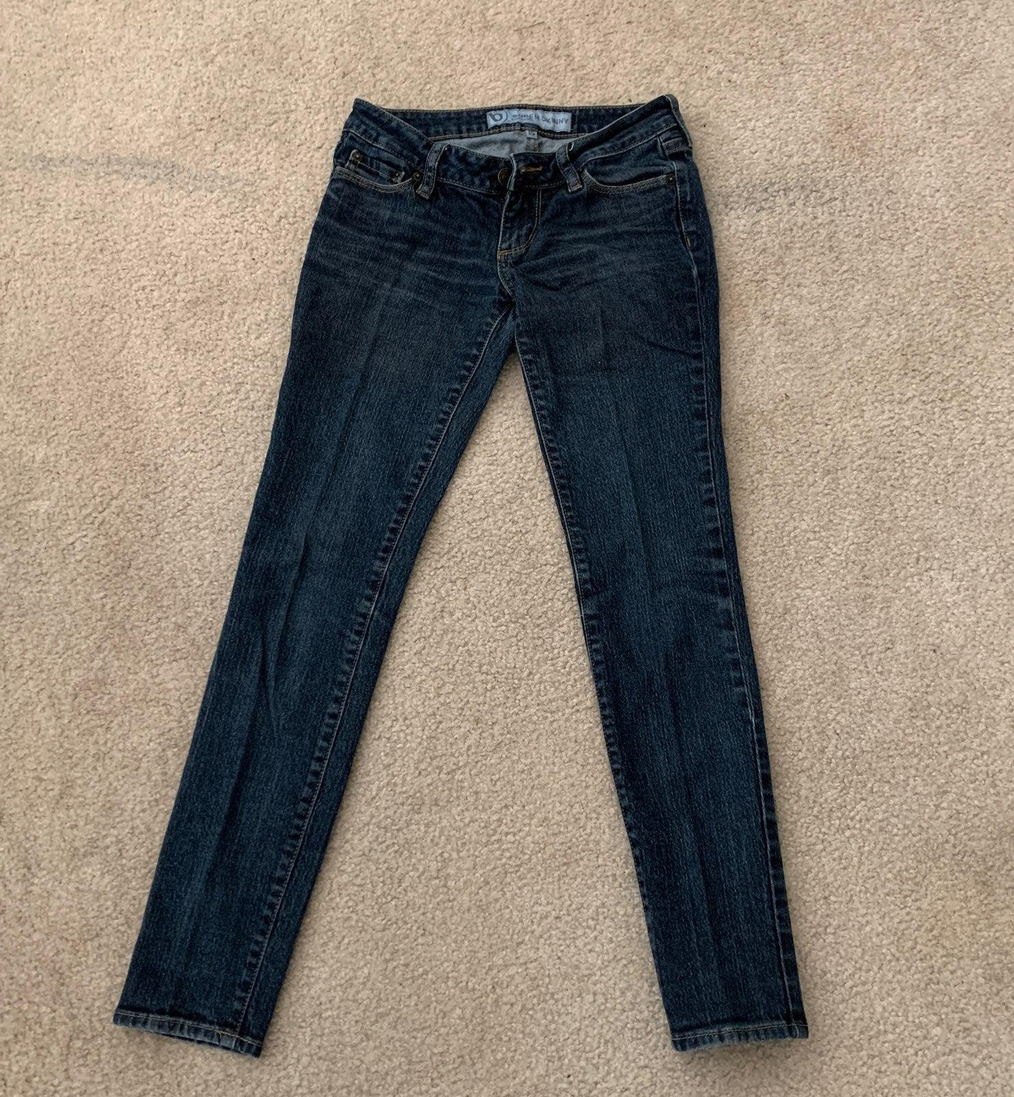 Bullhead Super Skinny Jeans, Size 1S
