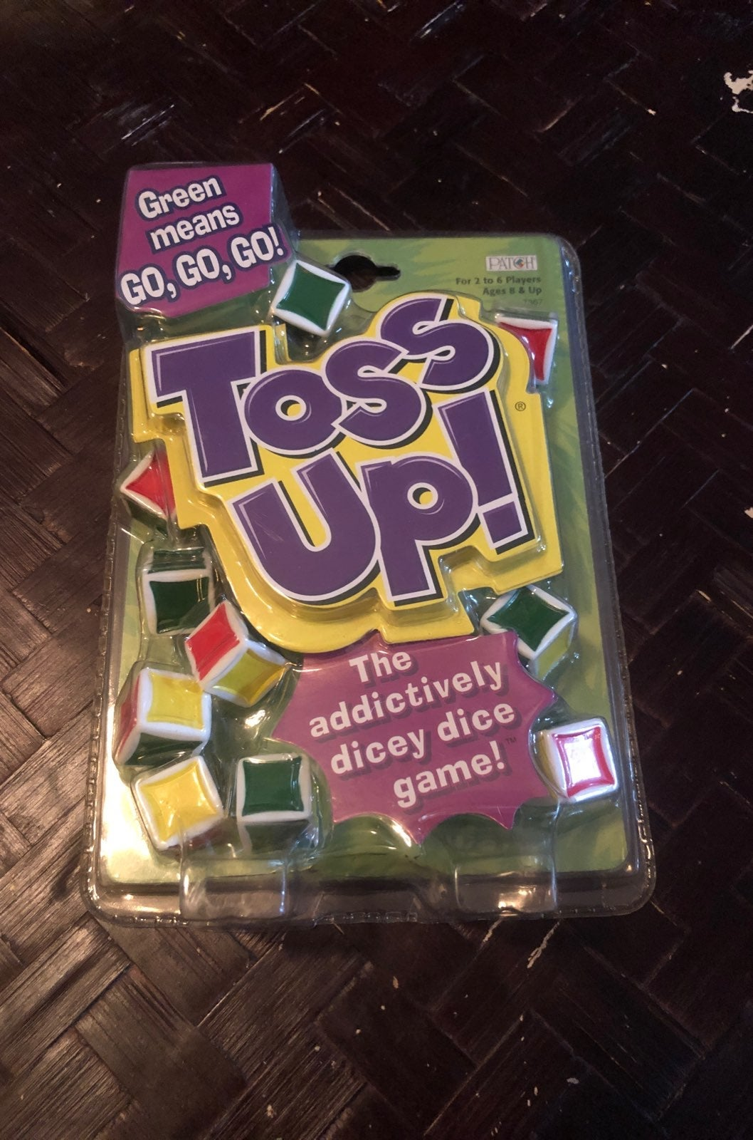 Brand New Toss Up Dice Game