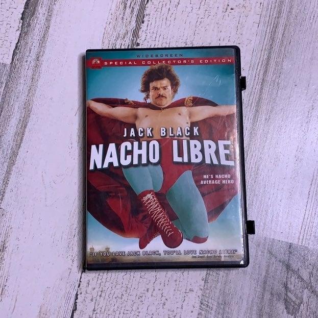 Nacho Libre DVD Movie
