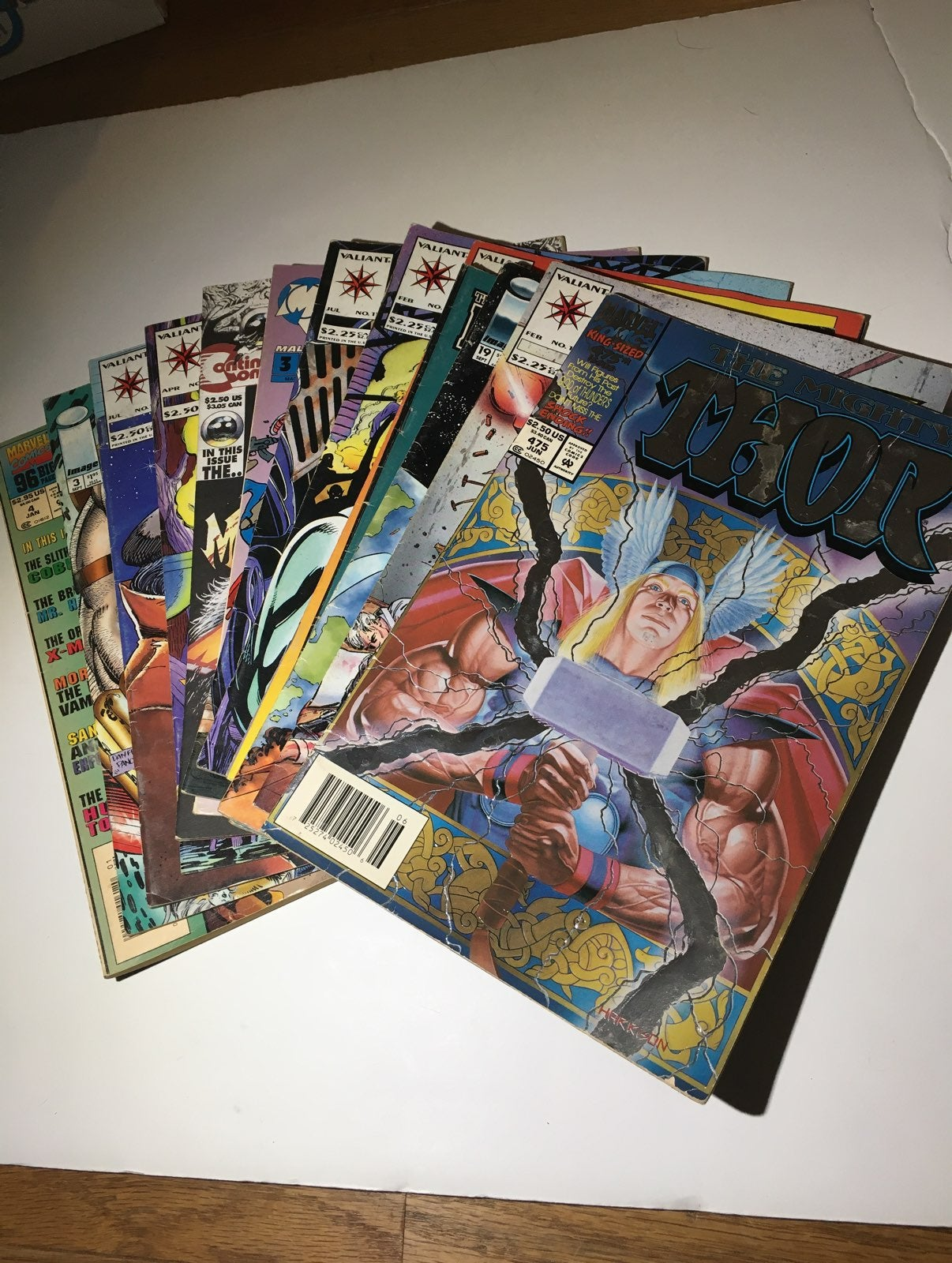 Misc Comic Book Lot- 15 comics