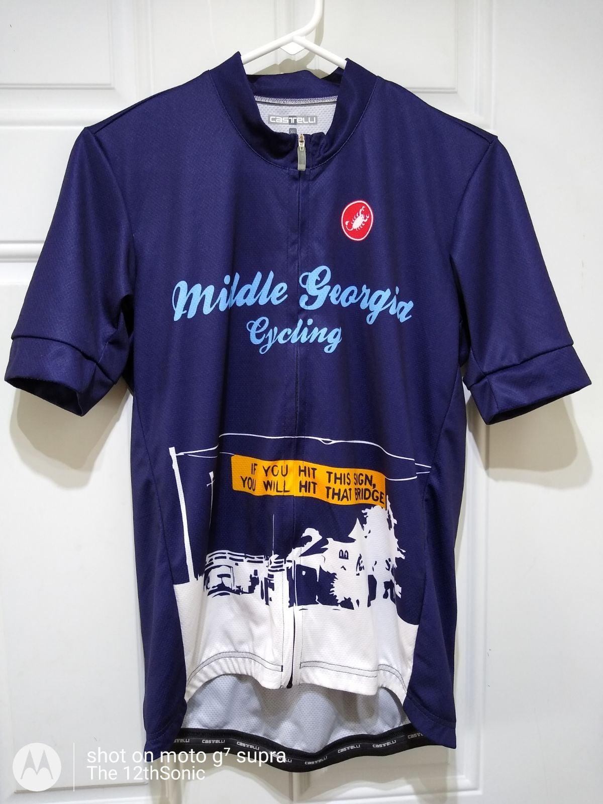 Castelli Cycling Jersey Size XL
