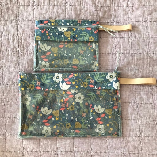 Dragonfly Sis pouches