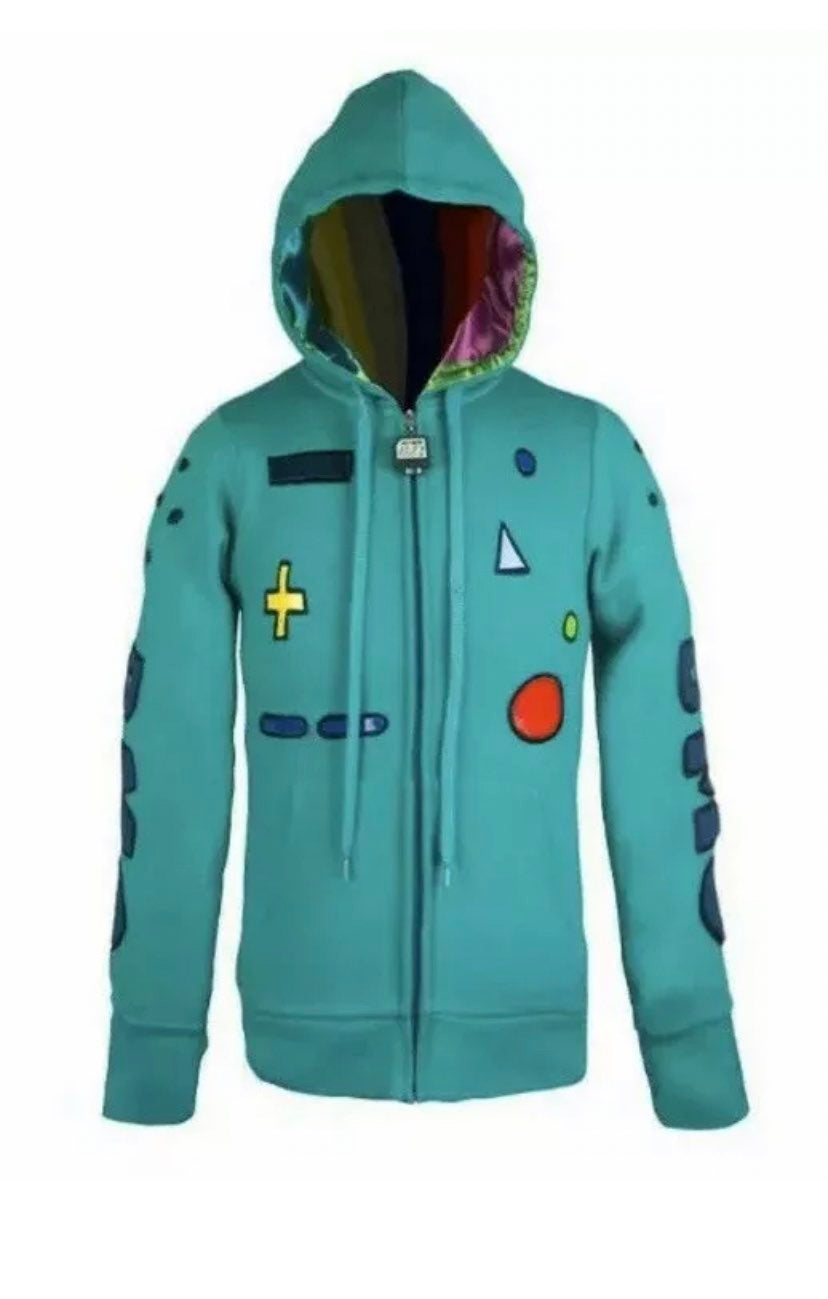 Adventure Time Size XS Extra Small BMO B