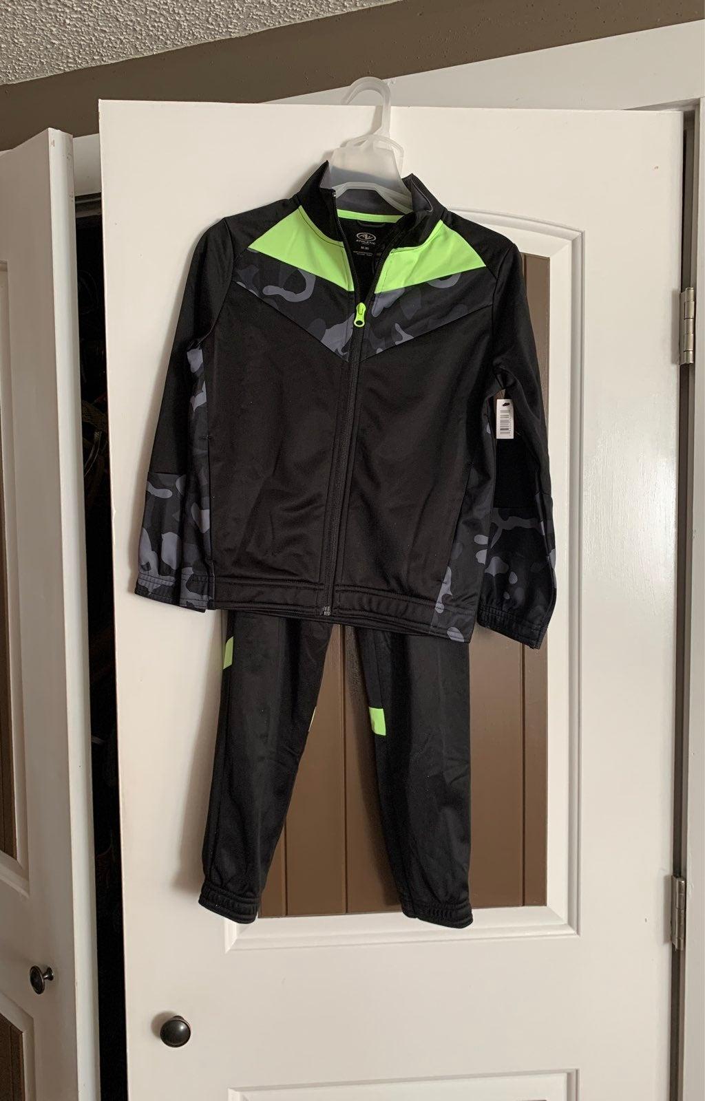 Boys athletic suit