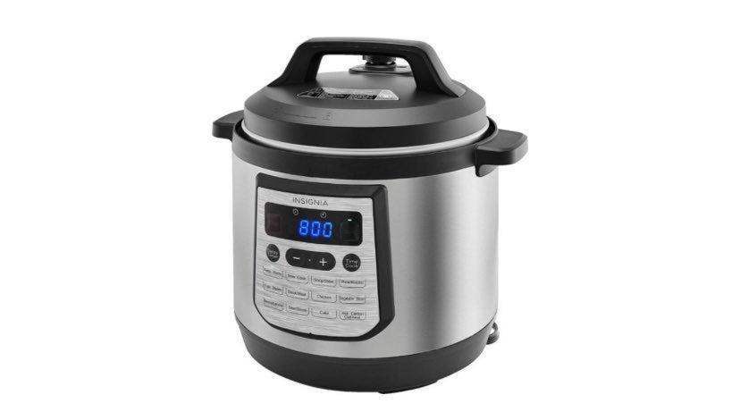 New Insignia - 8qt Digital Multi Cooker