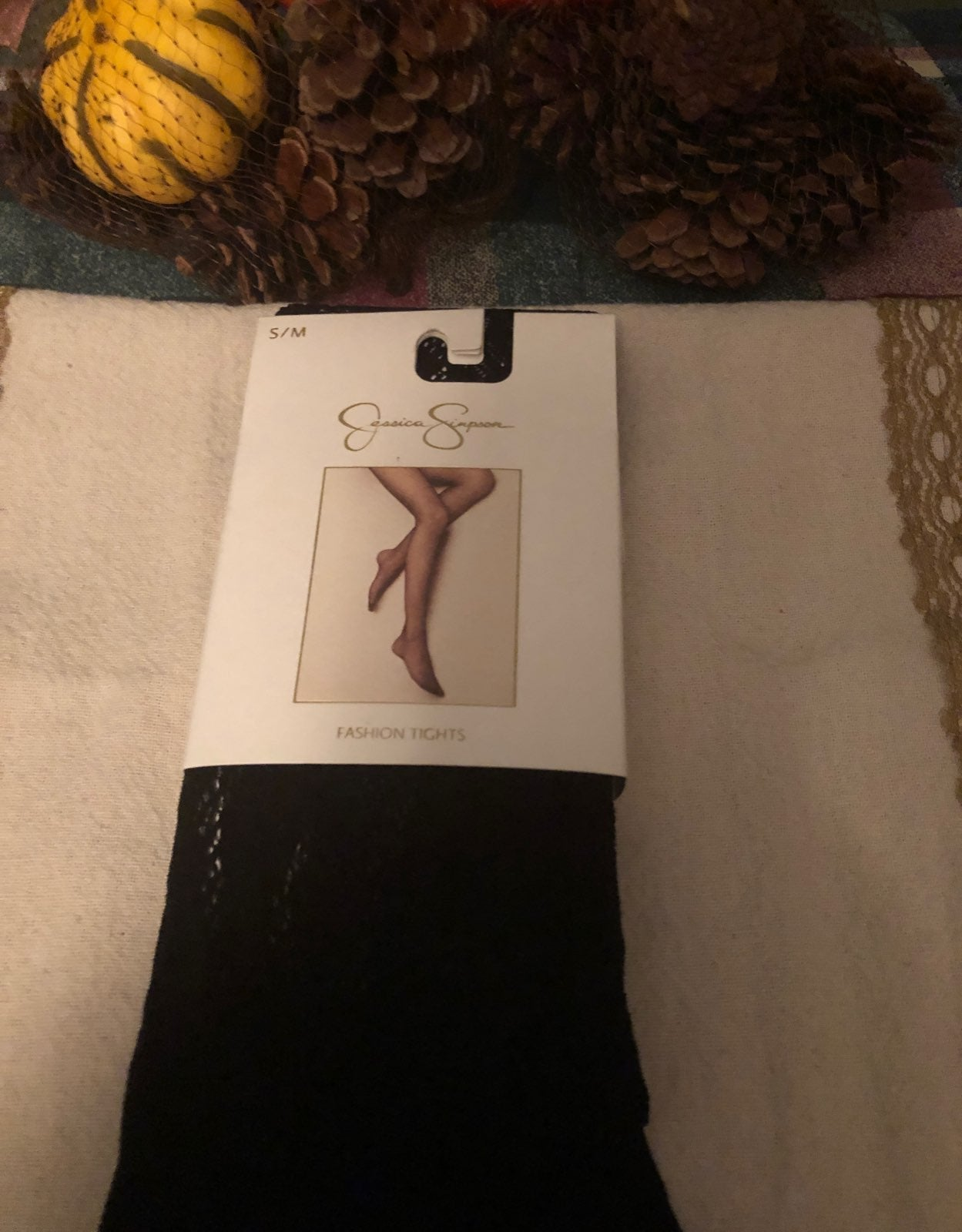 Jessica Simpson tights