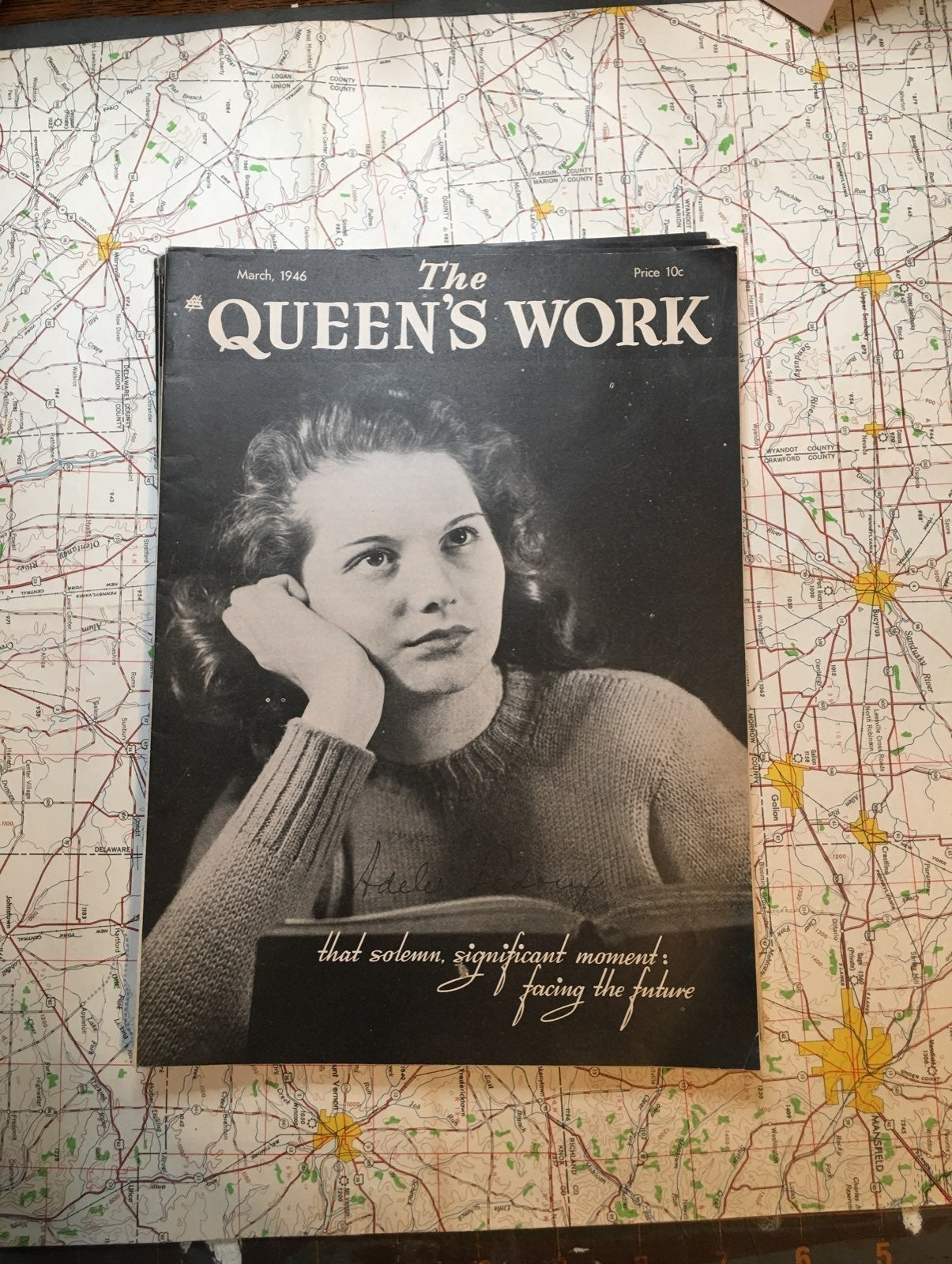 1946 The Queen's Work Magazine