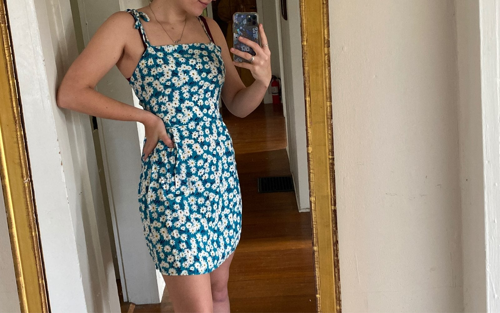 Daisy Dress bought at free people