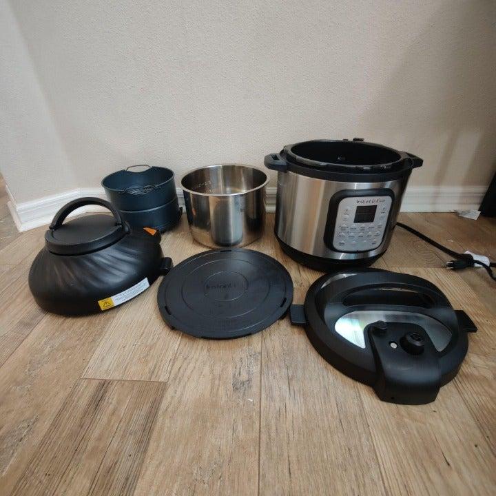 Instant Pot Duo Pressure Cooker 8 Quart