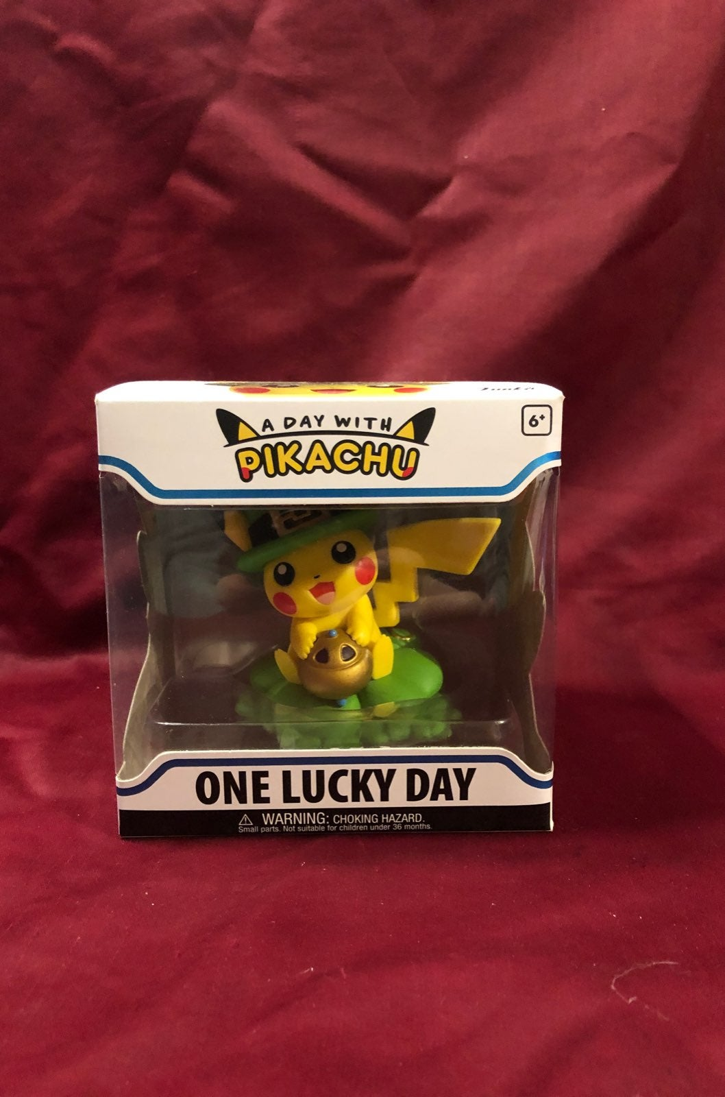 A Day With Pikachu - One Lucky Day