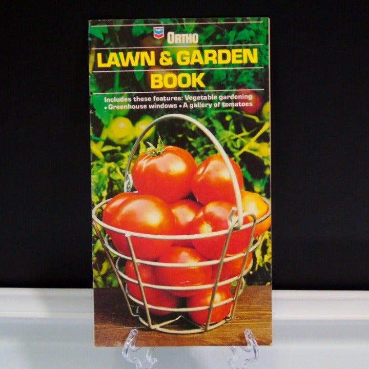 Chevron Ortho 1981 Lawn and Garden Book