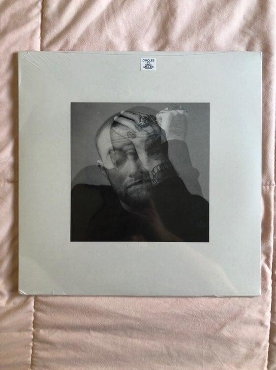 NWT Mac Miller Circles Vinyl Record