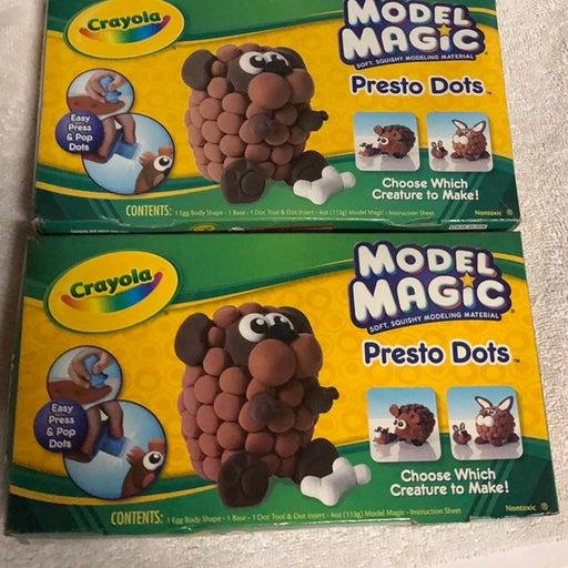 Model Magic Presto Dot 2pk