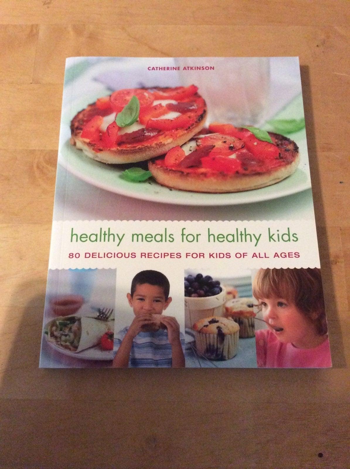 Healthy Meals for Kids cookbook