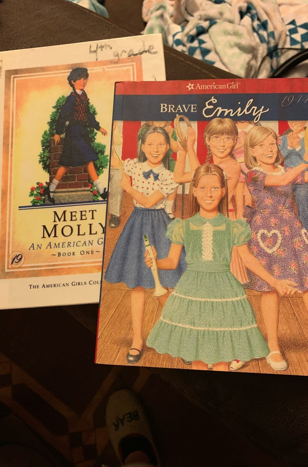 2 American Girl Doll Books