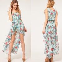 478576ec1 SHEIN BOHEMIAN FLORAL DRESS ✨