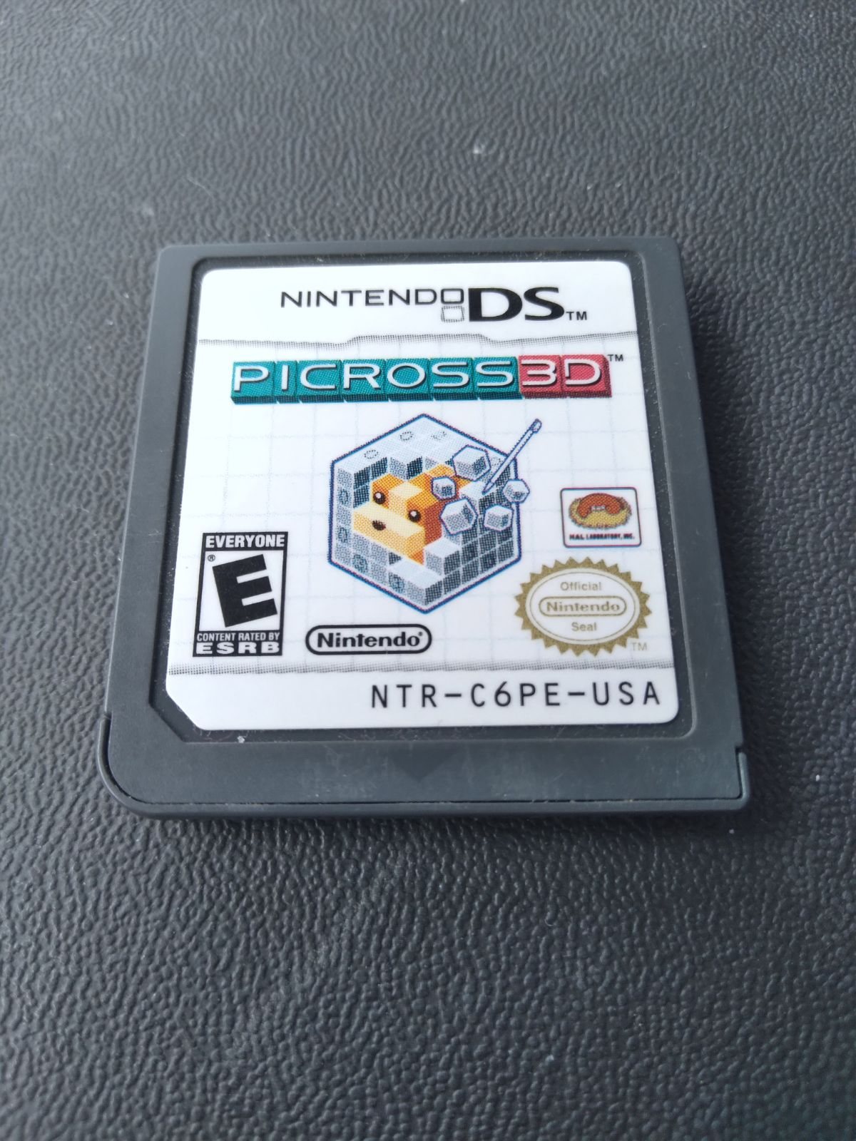 Nintendo DS Game Picross 3D