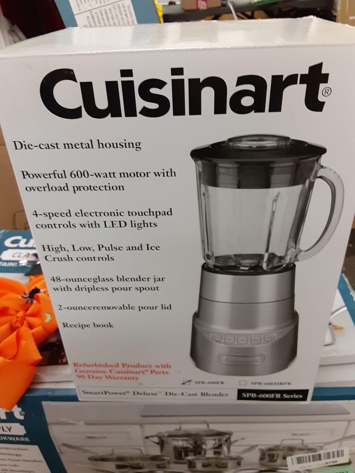 Cuisinart blender