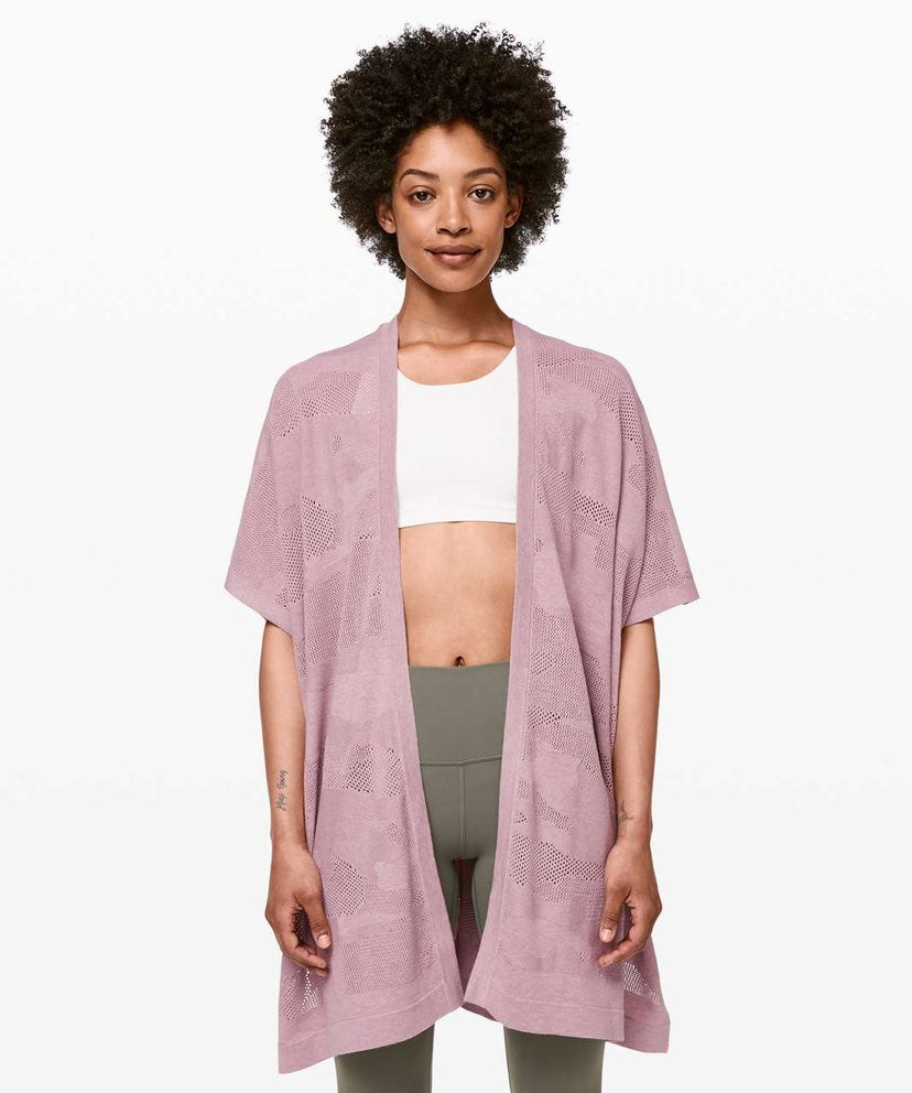 NWT Lululemon Find Your Light Wrap