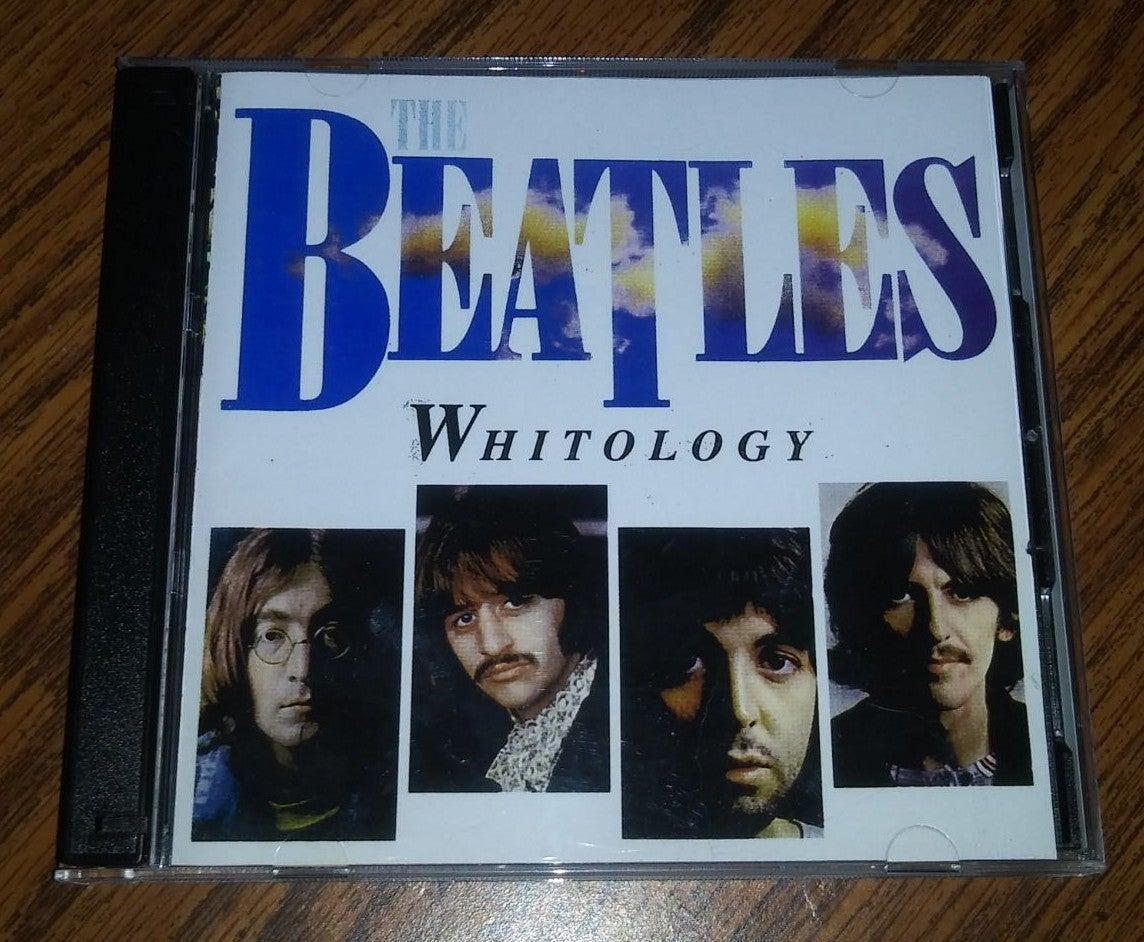 The Beatles Whiteology 2 CD Set!55 Track