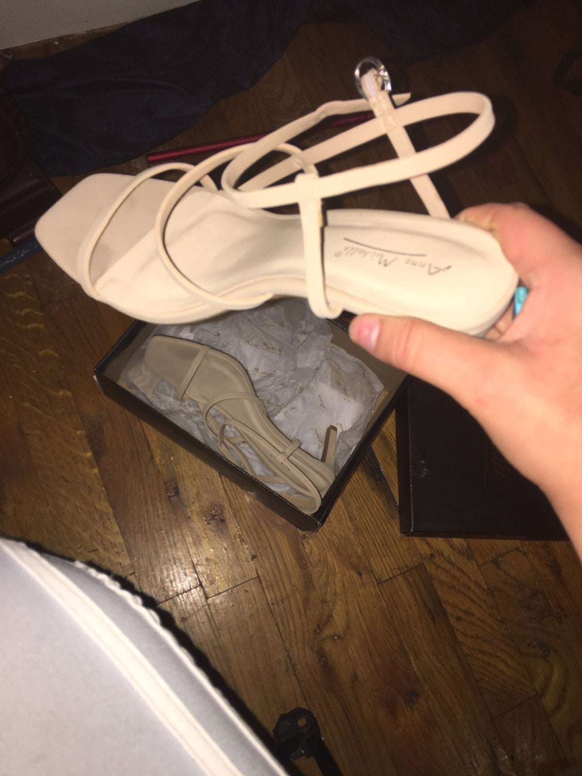 I want to sell high heels close