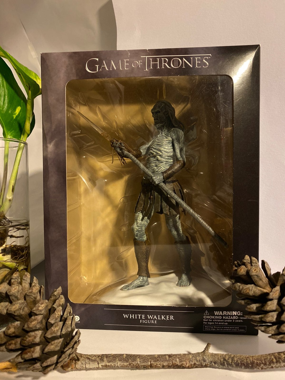 Game of Thrones Dark Horse- White walker