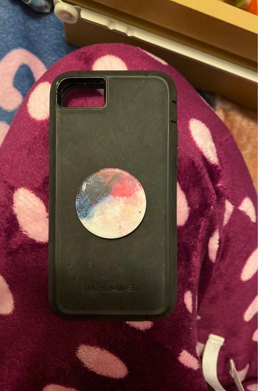 Blackweb iphone 7/8 case