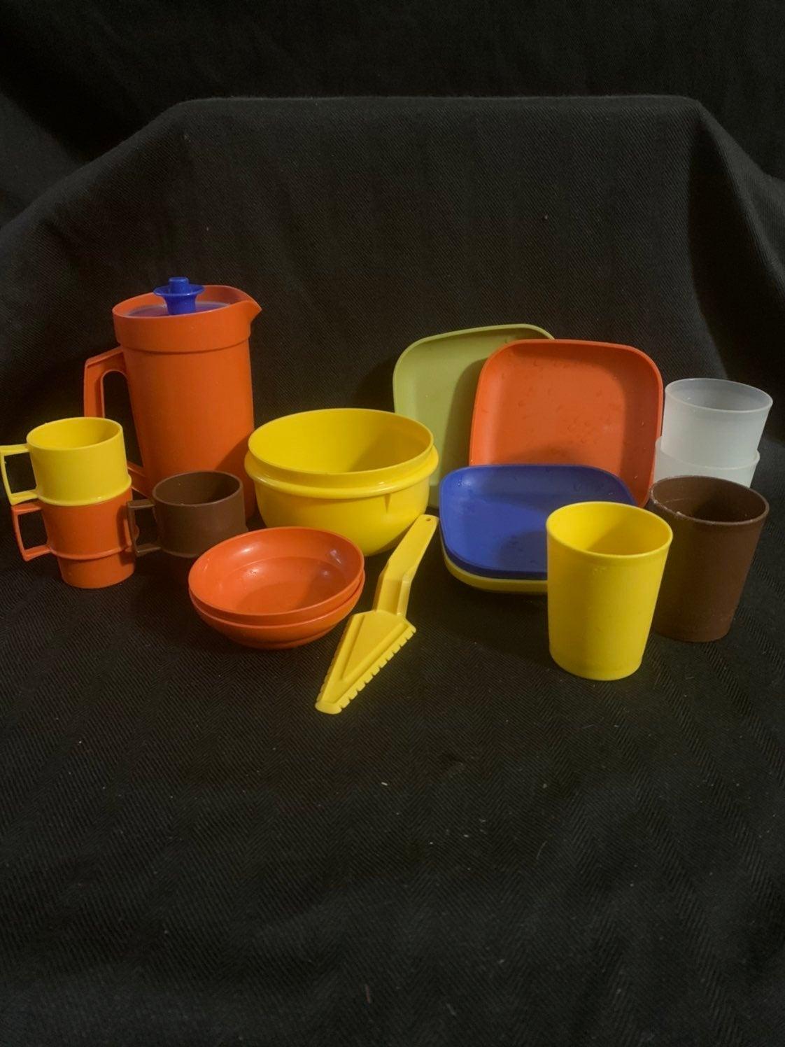Vintage Tupperware TupperToys