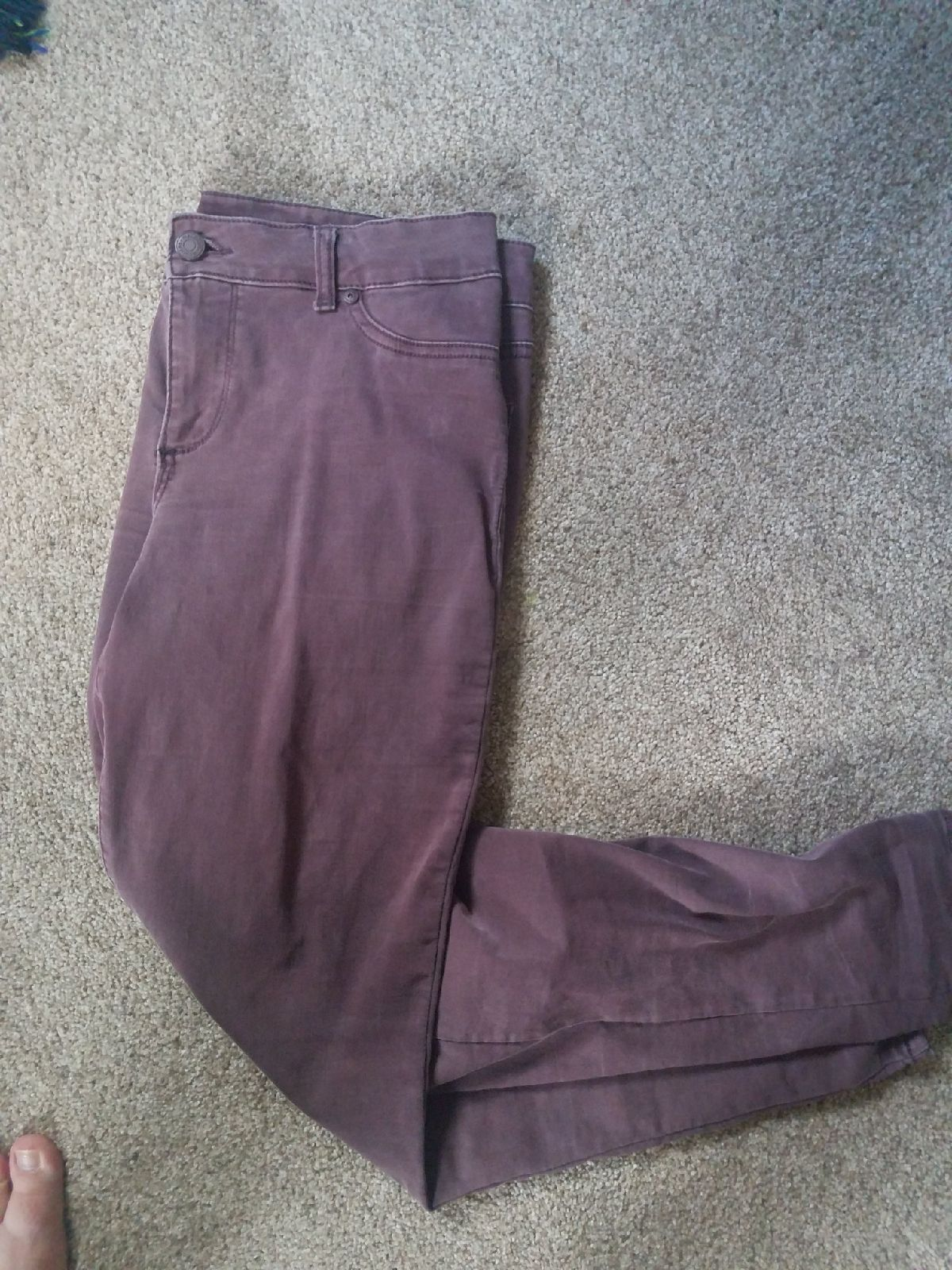 Maurices jeggings sz L
