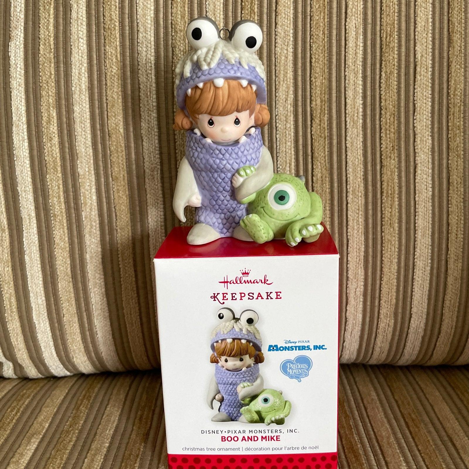 Boo & Mike Disney/Pixar Monsters, Inc.