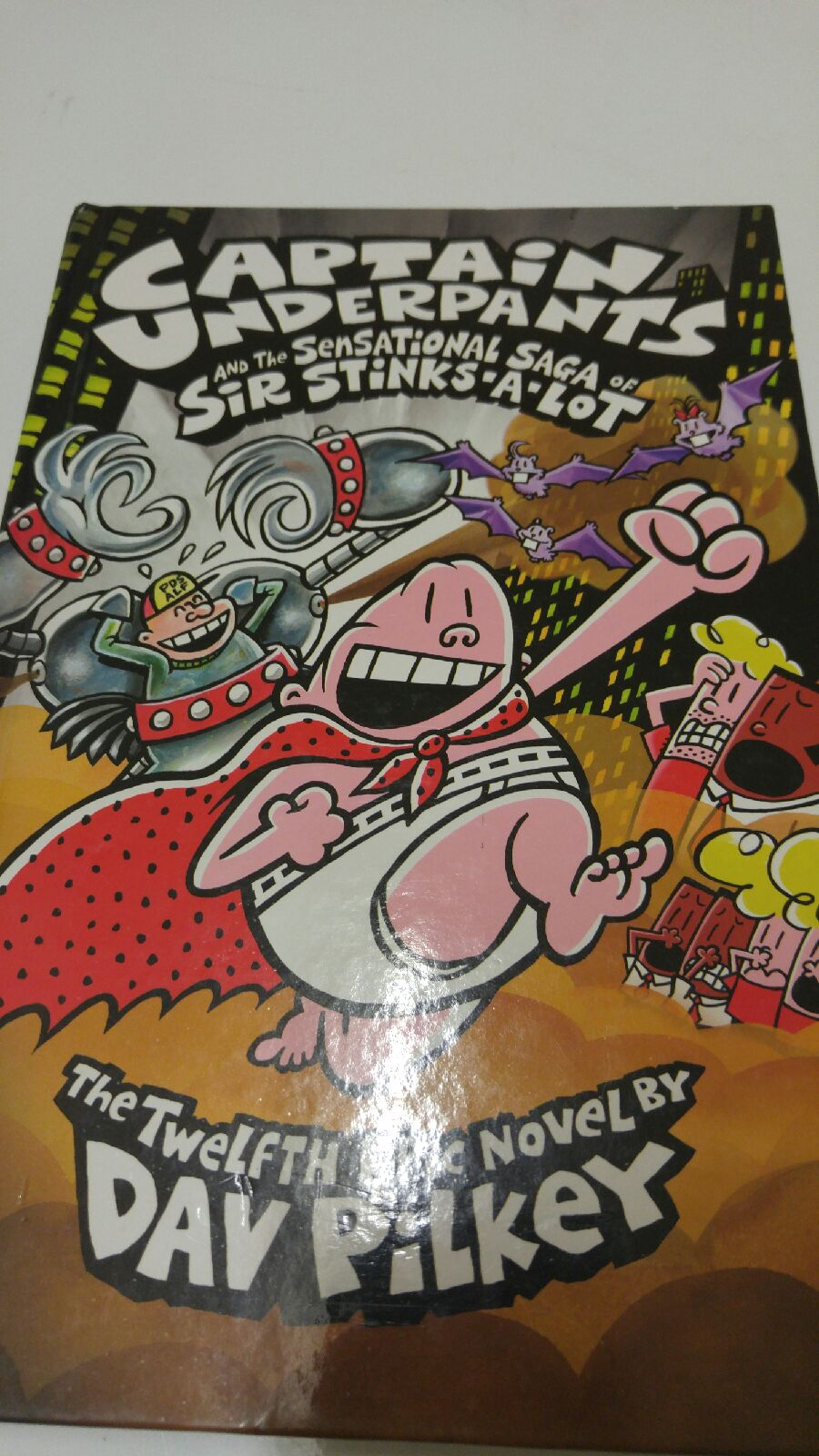 Captain Underpants and The Sensational S