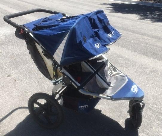 Double Bob Stroller Revolution Duallie
