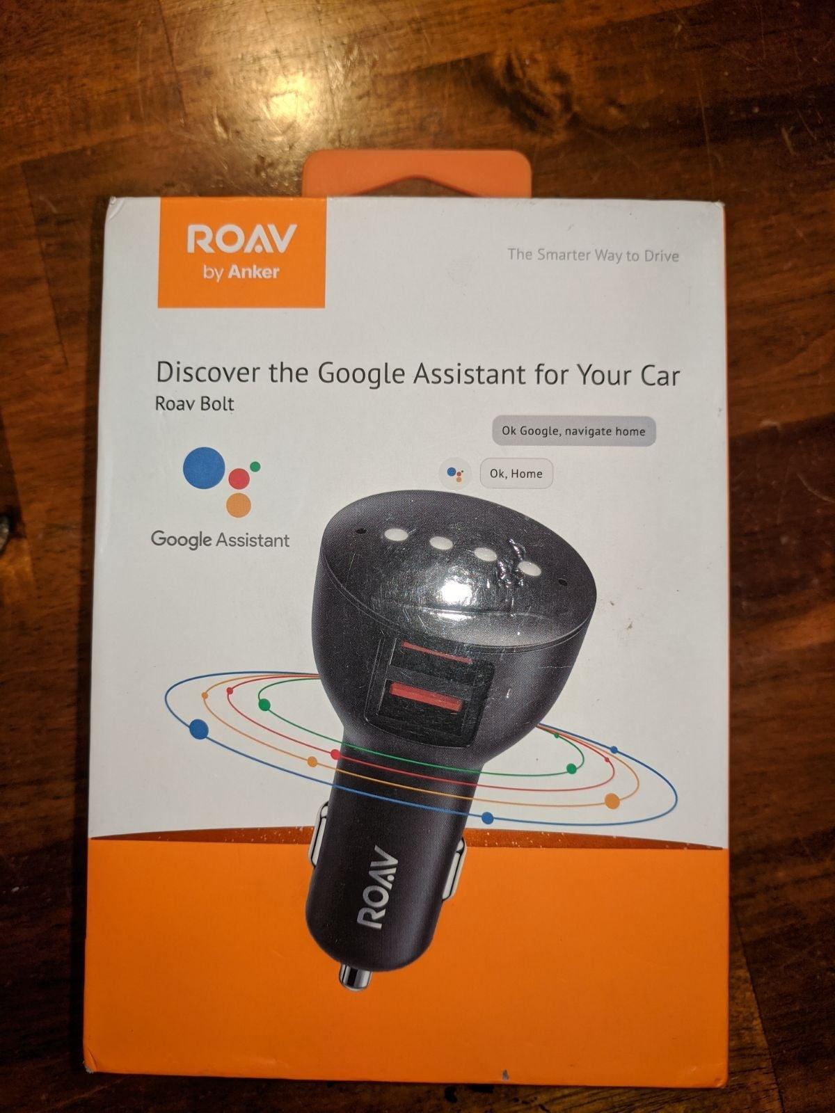 Google Assistant ROAV