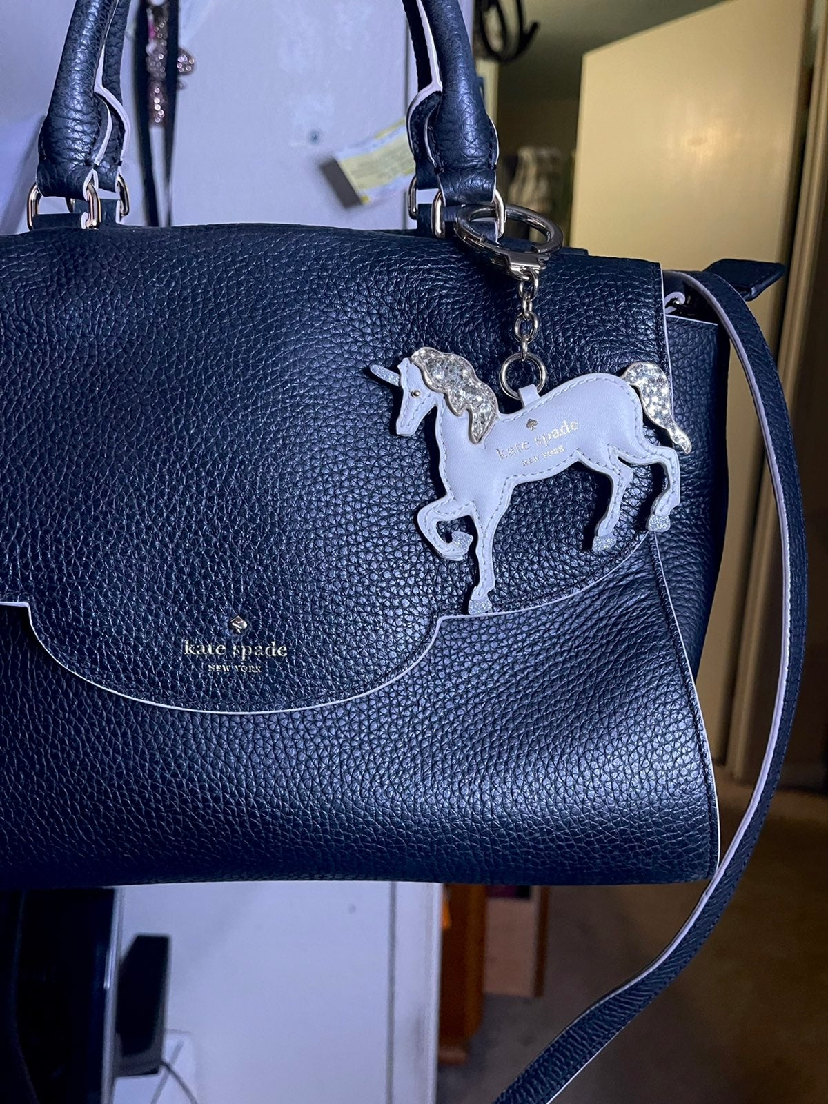 Unicorn Charm Kate Spade rare